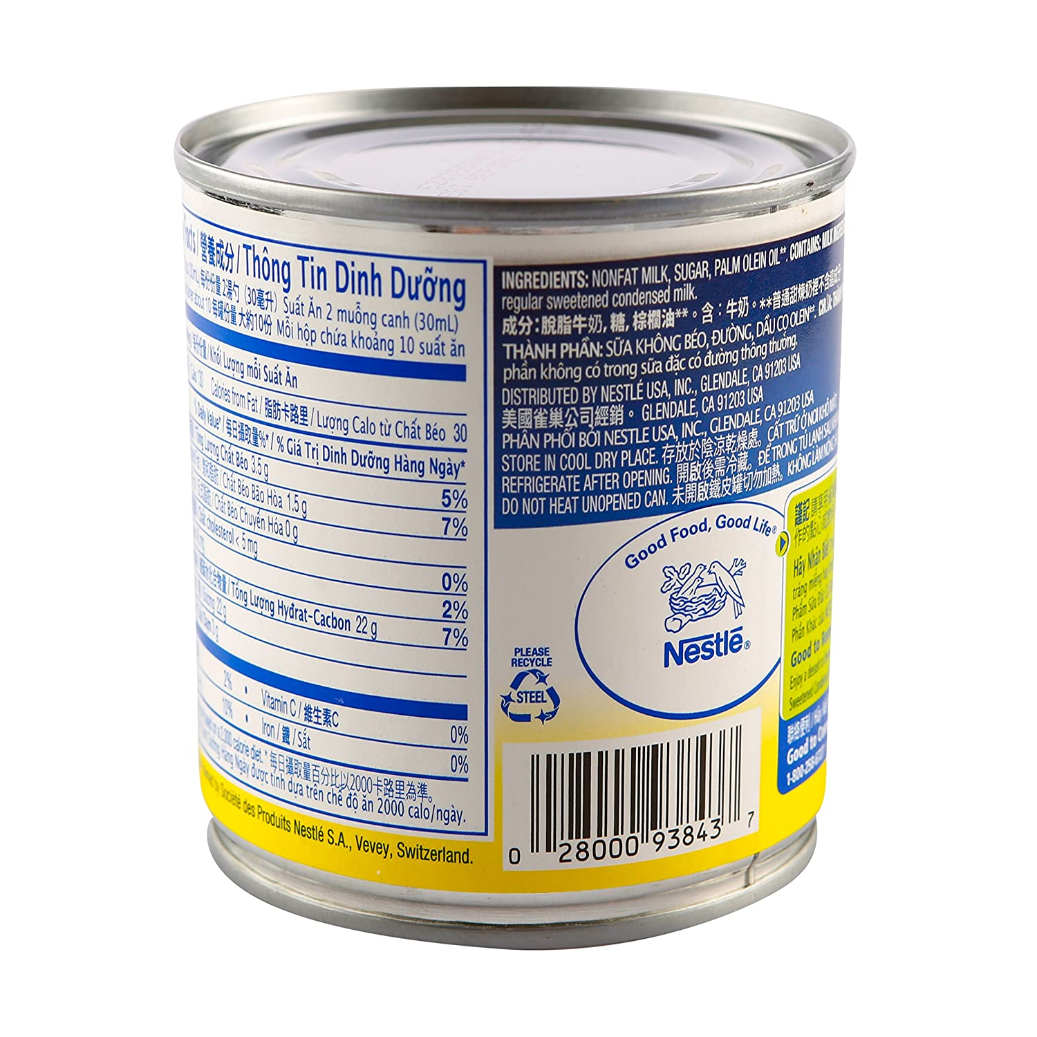 large nestle sweetened condensed filled dairy product san pham sua dac co duong va ca thanh phan khac 14 oz s7w4Kv0jiA