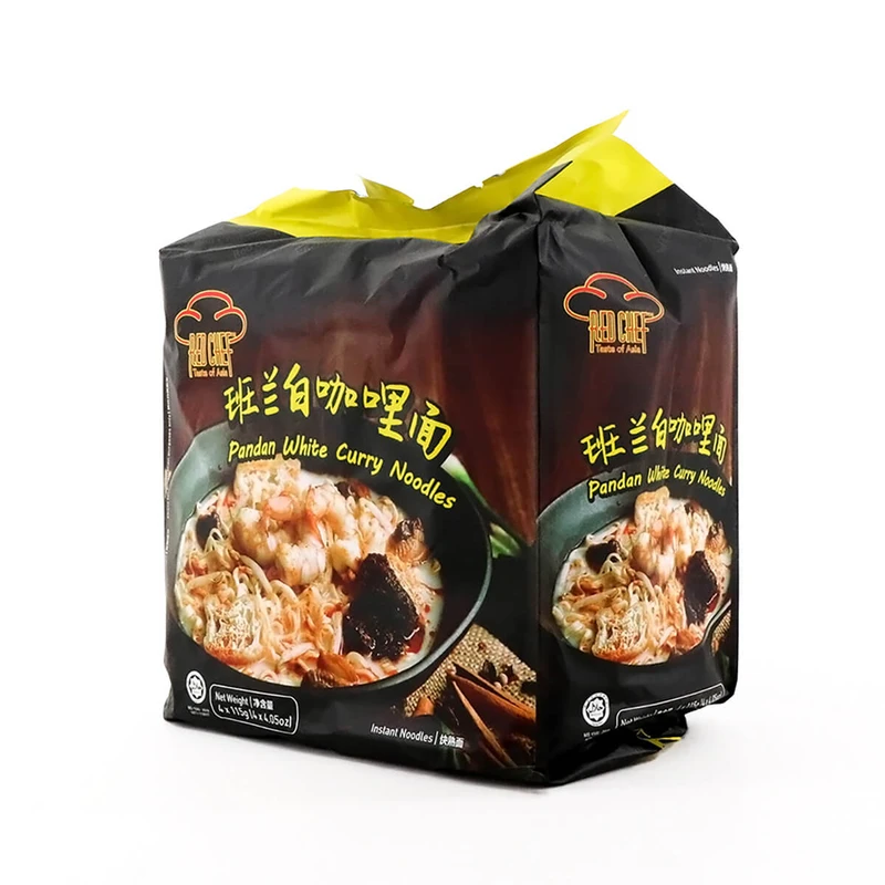 large red chef pandan white curry noodles 4