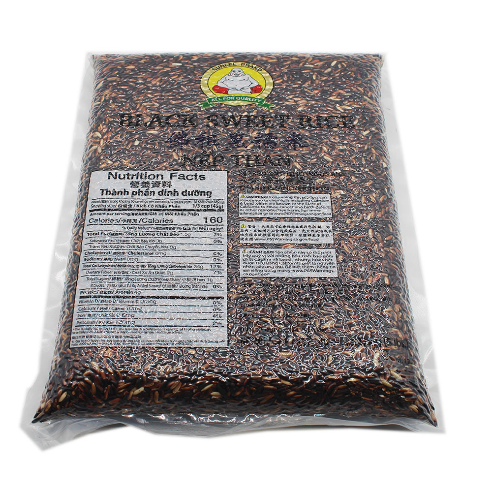 large sunlee black sweet rice 5 lb NAImVSBrRk