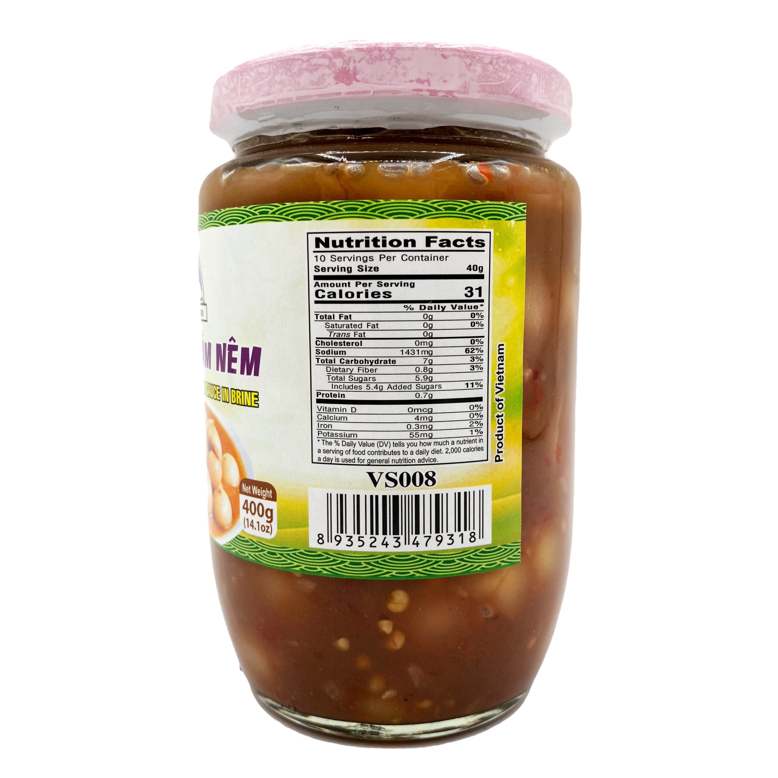 large twin dolphins pickled eggplant with fish sauce in brine ca phao mam nem 141 oz XLdKMcNJMg scaled
