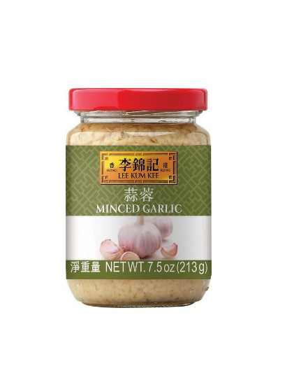 original lee kum kee minced garlic 75