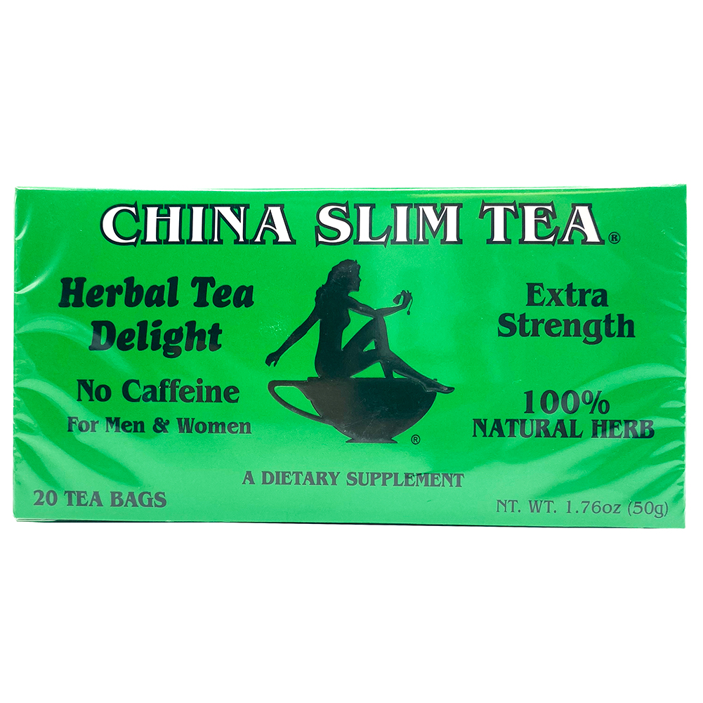 original china slim tea 100 natural herbal tea delight 20 tea bags of 176 oz sitv l y3 1