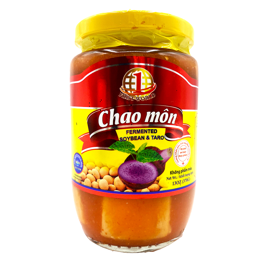original first world fermented soybean taro chao mon 13 oz SlZaPUT26 1