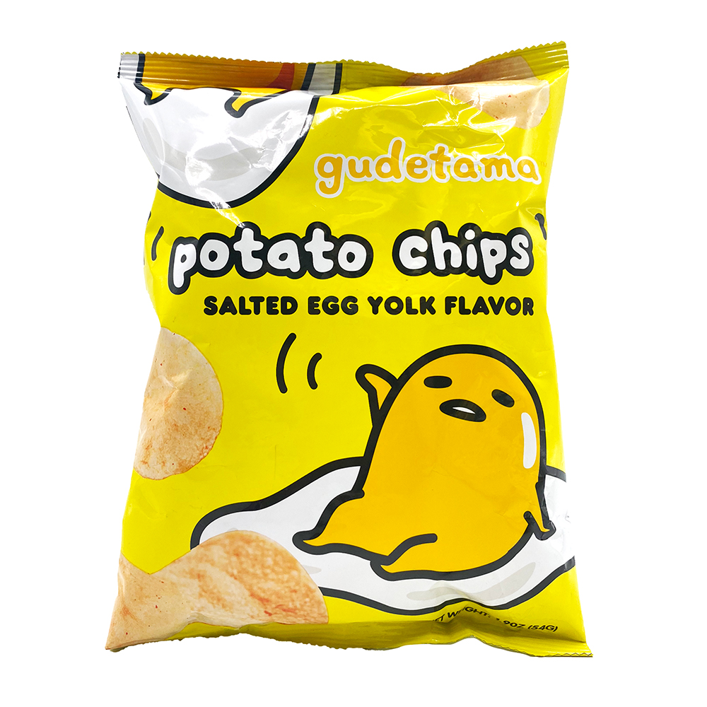 original gudetama potato chips salted egg yolk flavor 19 oz eUxSYjQcs 2